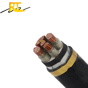 Armoured 4+1 5 core 25mm2 35mm2 50mm2 70mm2 185 sq mm xlpe cable PVC insulated electrical copper power cable