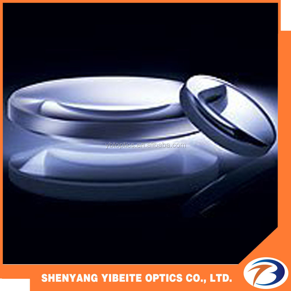 YBT AR coating in stock plano-convex lenses
