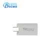 Cement Wire Wound Resistors RX27 thermal fuse resistance