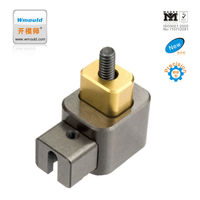 Mold Components Suj2 Ejector Pin Stopper Pin For Injection ...