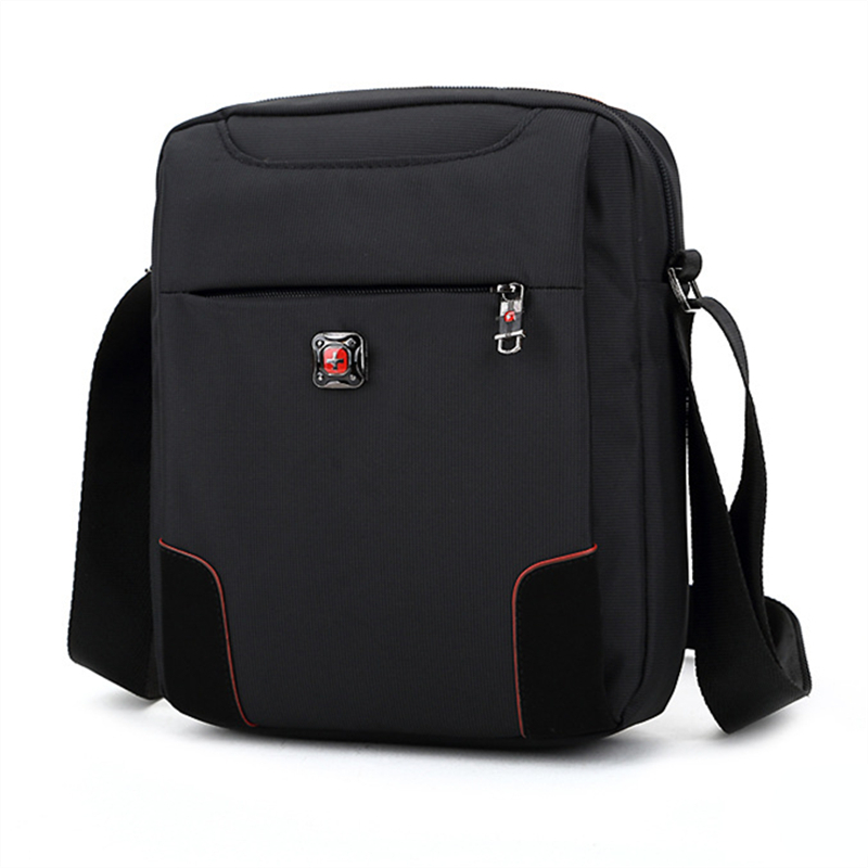 2015 Hot Sale Fashion  Oxford Men's Crossbody Bags Famous Brand Luxury Men Messenger Bags Black High Quality Drop Shipping E048