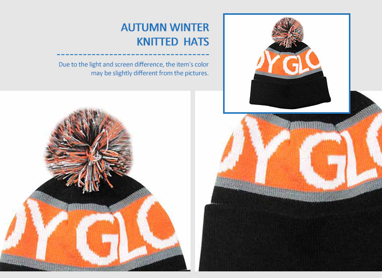 Hot selling high quality warm winter handmade knitting hat