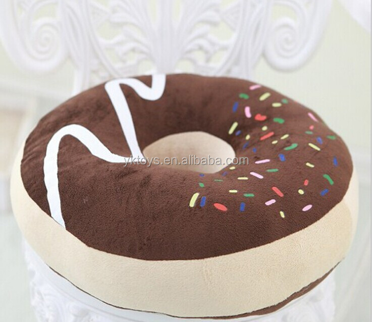 Baby delicious donut pillow plush toy
