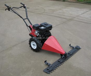 High quality sickle bar mowers for sale buy sickle bar mowers for sale gasoline lawnmower for Sickle mower for garden tractor