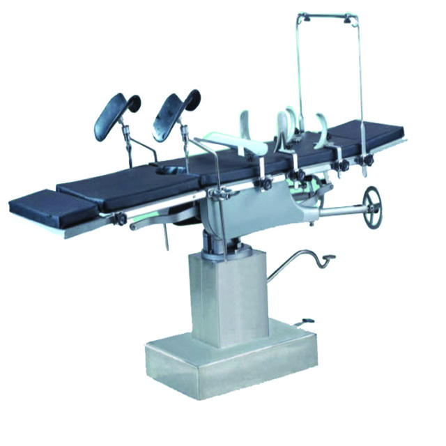 <strong>Medical</strong> Hospital Stainless Steel Operating <strong>Table</strong> 3008 Price