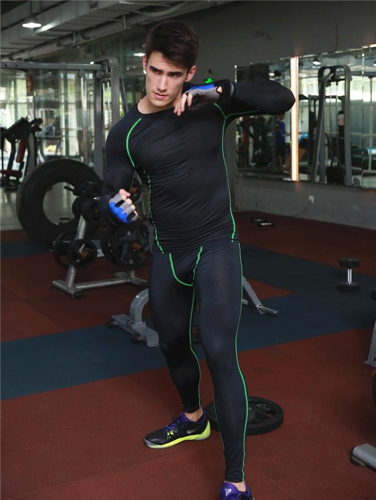 High Quality Compression leggings 9