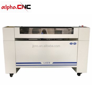 ATS-1390B Reci 90w 100w 130w 150w 180w RD control system co2 laser cutting machine for sign industry