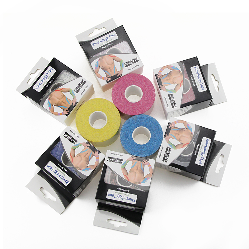 Precut Kinesthetic Tape muscle Sports tape Kinesiology