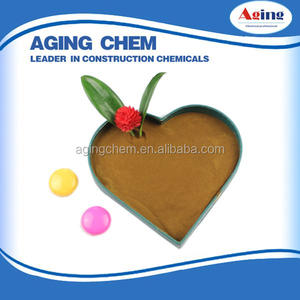 Sodium Lignosulphonate Best Selling Chemicals Concrete Coloring Agents SLS MSDS COA