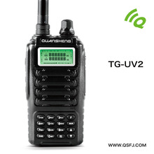 CE FCC aprovado presunto uhf <span class=keywords><strong>rádio</strong></span> vhf China wholesale -- QuanSheng TG-UV2