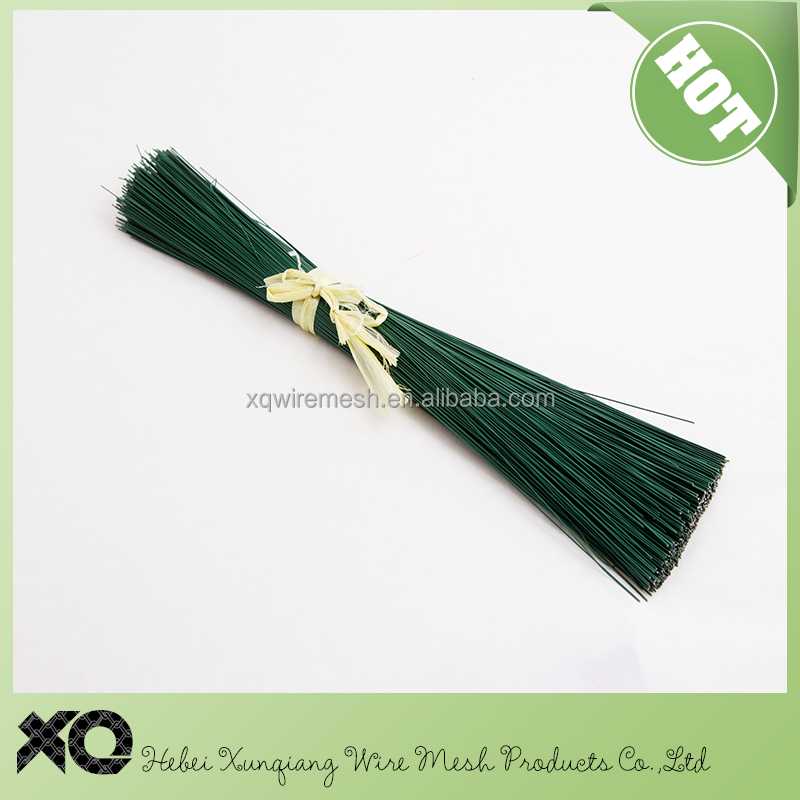 Florist Green Plastic Coated Iron Wire, Florist Green Plastic Coated ...