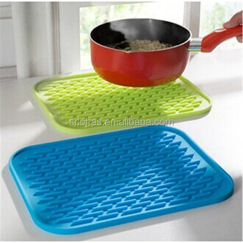 Large Size Heat Resistant Silicone Kitchen Counter Mat