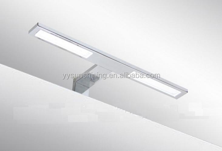 Lampade hotel bathroom vanity specchio ha condotto la luce lampade