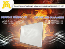 Fire and Water Resistance Cellulose Fiber cement board for partition /ceiling/facade use