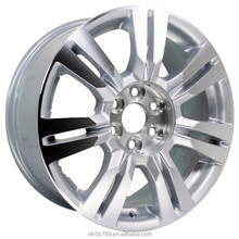 2018 hot sale 18 inch chrome suv alloy wheels with competitive price