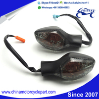 Motorcycle Front Turn signal light for HONDA CBR500R CB500F CB500X CB650F CBR650F