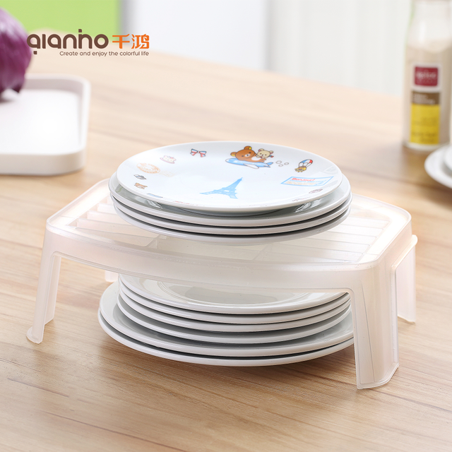 Modern commercial restaurant kitchen holder drainer plate stand drying corner plastic dish rack  sc 1 st  Alibaba & China Standing Plate Holder Wholesale ?? - Alibaba