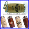 promotion wooden beer bottle usb flash drive