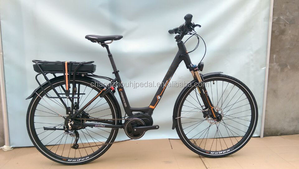 bafang mid drive electric bike with max system 36v 250w. Black Bedroom Furniture Sets. Home Design Ideas
