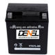 YTX7L-BS 12v 6ah safe and reliable maintenance free motorcycle battery