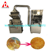 Nut Shell Coarse Crushing Machine With Dust Collector Machine