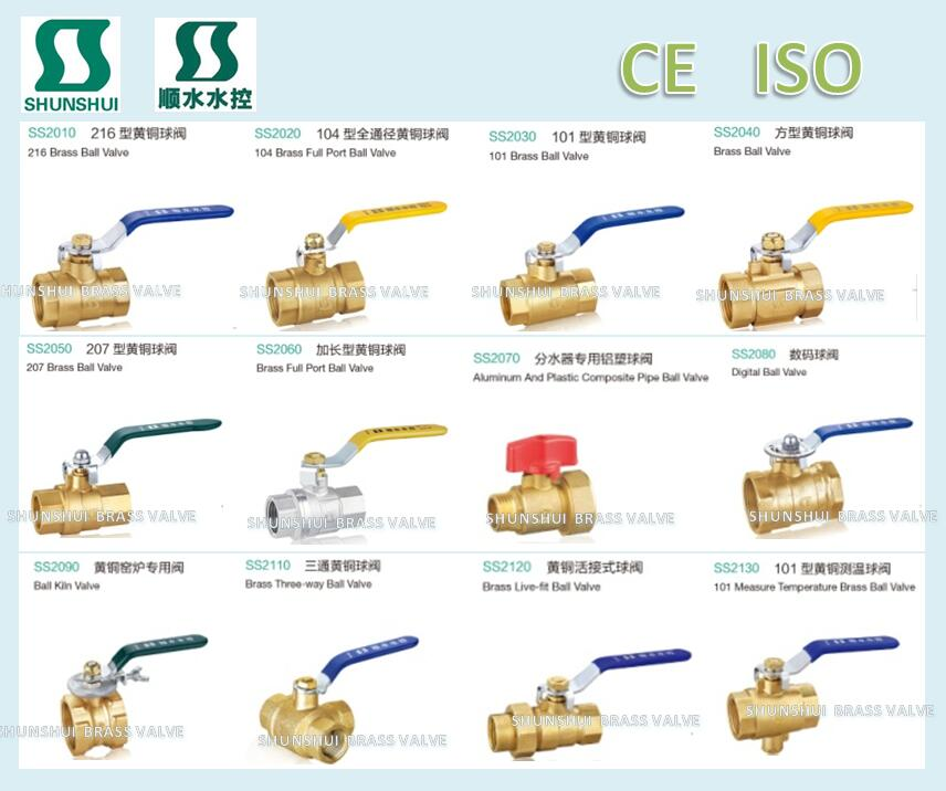 Lockable brass ball valve with lock buy