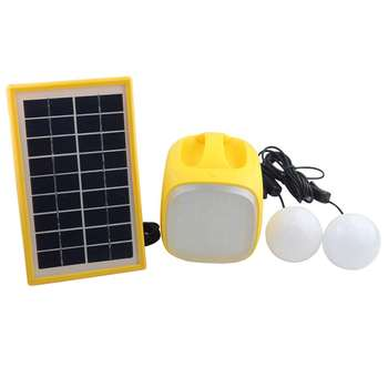 China suppliers Mindtech hot sell products solar power light kit for solarlight and USB phone charger