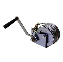 Manufacturing 1200lbs galvanized hand manual winch