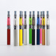 Wholesale CE4 EGO C Twist e-cigarette Starter Kits with Various Colors e-cigarette
