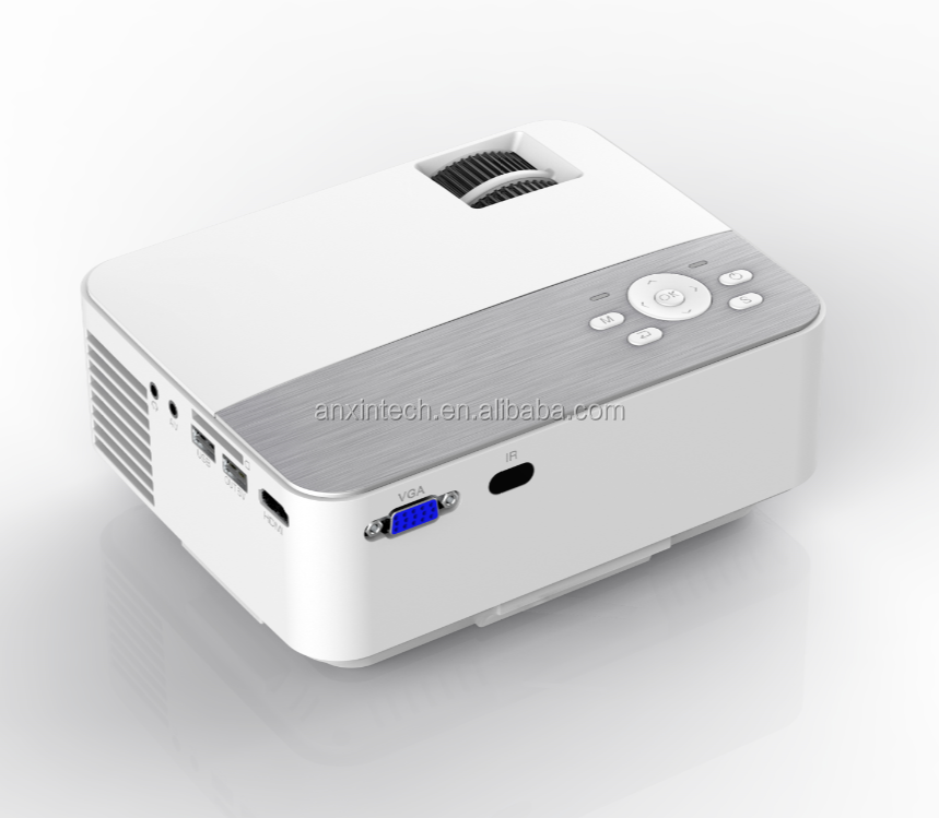 Good Selling Mini Dlp For Android Led Projector With Wifi 3500 Lumens Phone