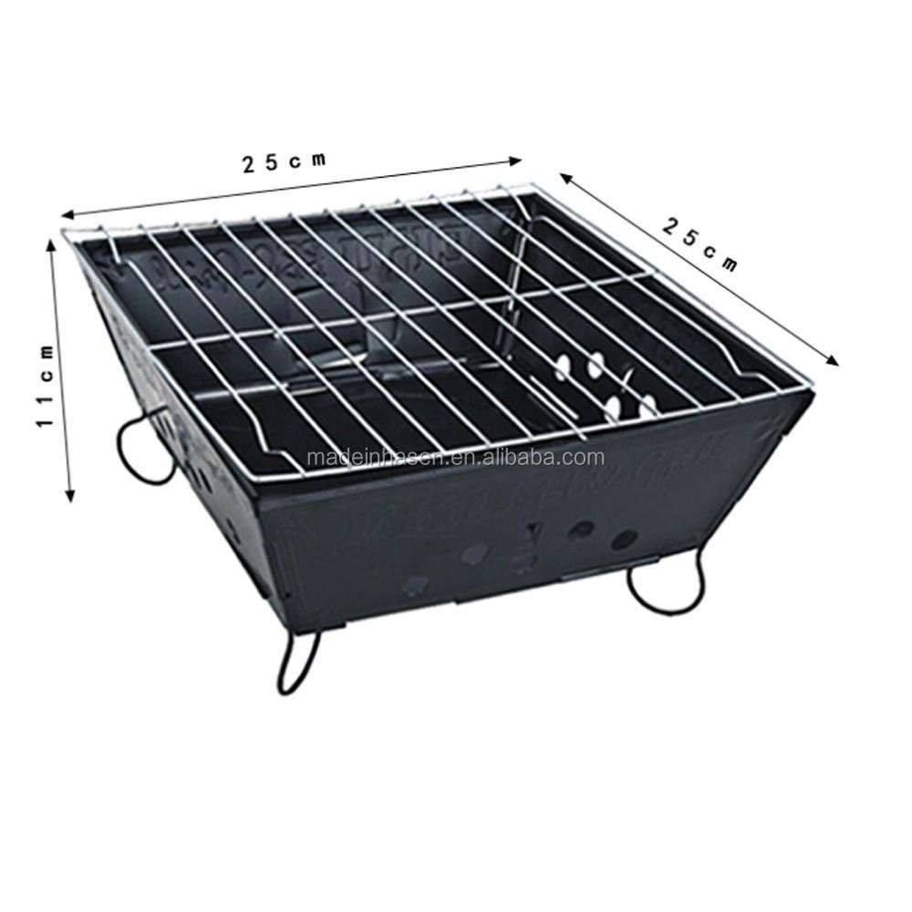 camping randonn e randonn e portable pliant barbecue grill grille de barbecue id de produit. Black Bedroom Furniture Sets. Home Design Ideas