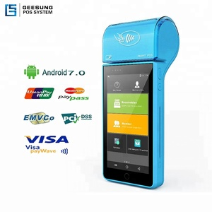 China Cheap Wireless Restaurant Used Mini Mobile Pos System