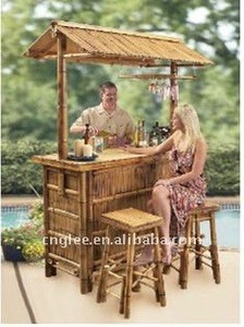 Quality-Assured Wholesale New Style Outdoor Tiki Bars/Bamboo Tiki Bar