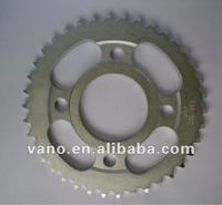 Top quality Motorcycle sprocket bicycle sprocket sizes CG125