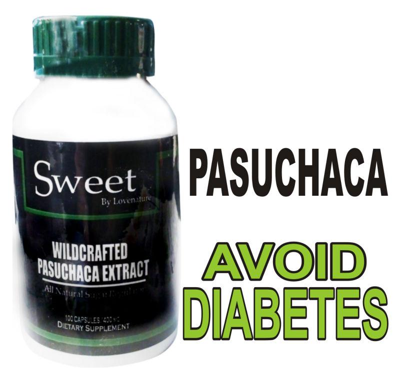 pasuchaca y diabetes