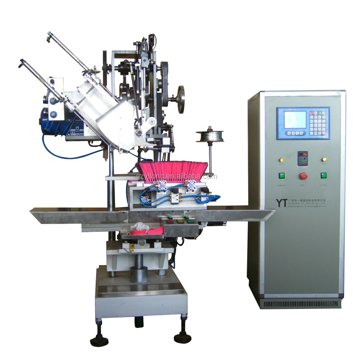 Broom Making Machine / Brush Making Machine / Brush Machine .Machine for Making Brooms