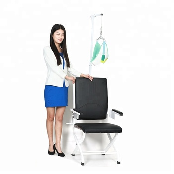Hospital cervical vertebra traction chair traction device neck