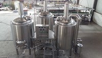 automatic micro beer brew 5hl 10hl 20hl 30hl micro brewing small beer equipment