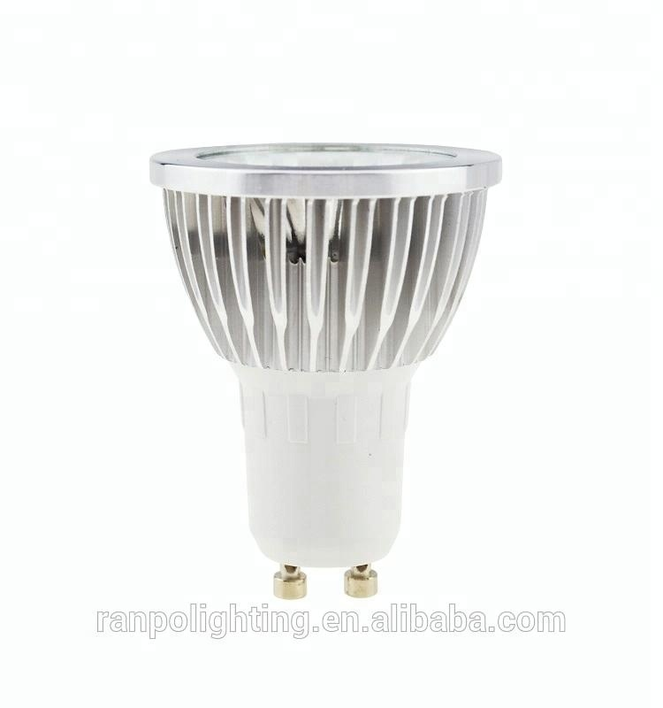 Dimmable LED Spot light COB Ceiling Spotlight GU10 6W 9W 12W for Supermarket