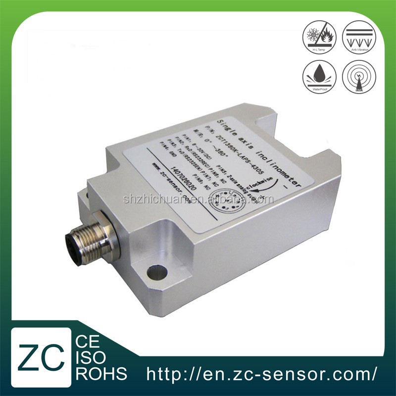 Manufacture Shock proof MEMS analog and digital inclinometer made in China