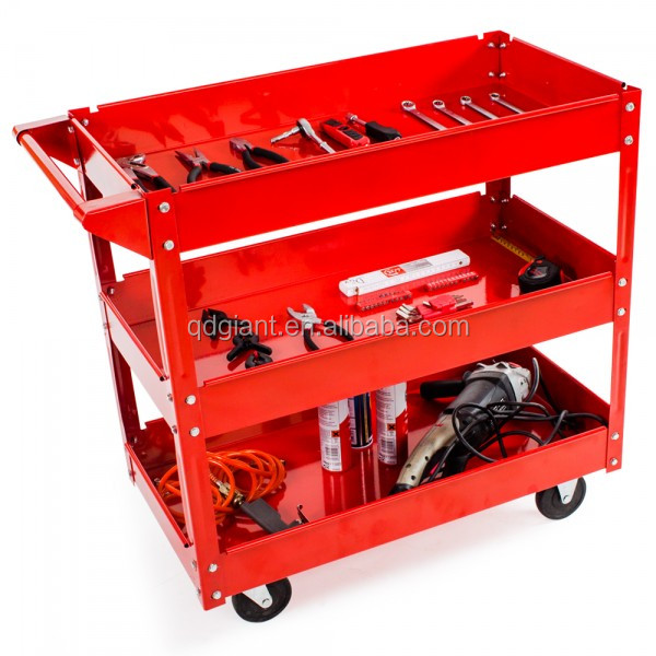 Cheap Price Metal Tool Trolley Tool Cabinets With Wheels
