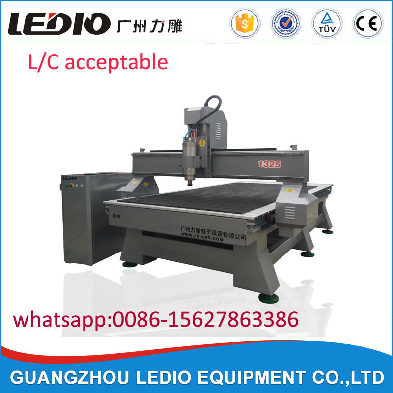 hot sale Laser Size MDF Board Acrylic Sheet Cutting CNC Router Machine wood engraving cutting machine 1325 cnc router in stock