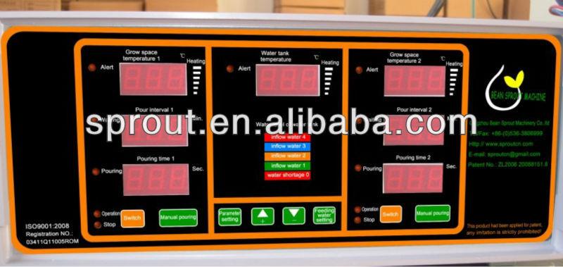 Hydroponics Animal Fodder Machine Animal Fodder Making Machine,Bean Sprout  Machine,Barley Sprout Machine - Buy Automatic Barley Fodder