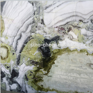 Natural Babylon Gold onyx marble stone slabs price in discount price