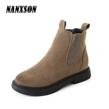 Chelsea boots ankle shoes for women