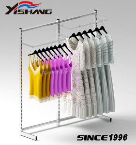 Economic stylish polishing wedding dress display stand