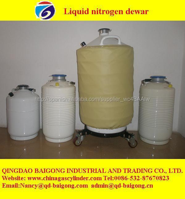 Gb precio tanque de nitr geno l quido peque o de alta for Nitrogeno liquido para cocinar