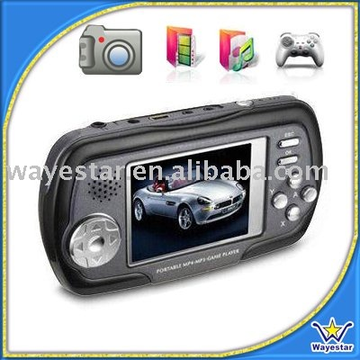 Mp7 Player with camera