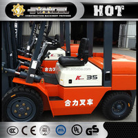 China Heli Diesel Forklift Truck CPCD50 Clamp attachments