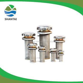 diesel generator fuel filter replacement end cap
